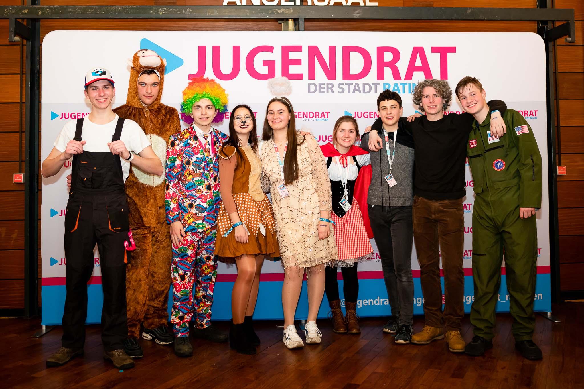 Altweiber 2020 Party Stadthalle Ratingen